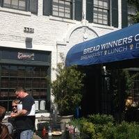 Photo taken at Bread Winners Café & Bakery by Jun K. on 4/6/2013