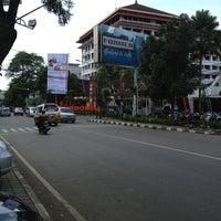 Photo taken at Jl.Riau by Agustinus Nicko A. on 6/29/2013