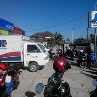 Photo taken at JNE Makassar by Ahmad I. on 7/24/2014