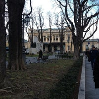 Photo taken at Stazione Trieste Centrale by Settesoffici s. on 2/4/2013