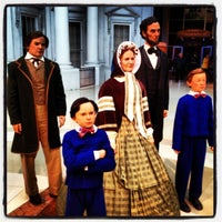 Photo taken at Abraham Lincoln Presidential Museum by j i m p. on 3/20/2013
