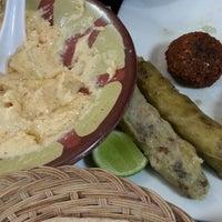 Photo taken at Tierra Santa by paulation on 10/28/2012