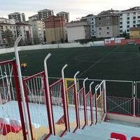 Photo taken at Kartal Bulvar Stadı by ilker G. on 11/12/2016