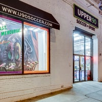 Photo taken at Upper 90 Soccer Store by Zac R. on 3/18/2014