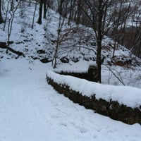 Photo taken at Schenley Park by Timothy S. on 1/1/2013