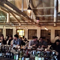 Photo taken at Bistrotheque by Kristopher S. on 9/21/2012