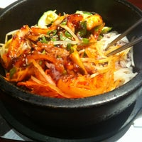Photo taken at LA Yimone Korean Restaurant by Christopher E. on 5/31/2013