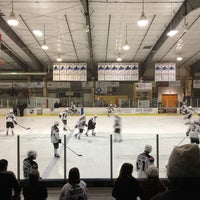 Photo taken at Glacier Ice Rink by Greg W. on 2/10/2013