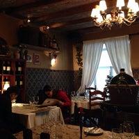 Photo taken at In Vino Veritas by Anastasiya M. on 2/1/2014