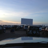 Photo taken at Stars & Stripes Drive-In Theatre by Michael S. on 6/29/2013