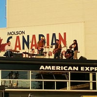 Photo taken at Molson Canadian Amphitheatre by Ryan C. on 9/12/2012