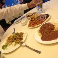 Photo taken at Utsav Restaurant by Matthew M. on 2/15/2013