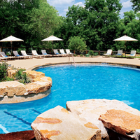 Photo taken at Hyatt Regency Lost Pines Resort & Spa by Hyatt Regency Lost Pines Resort & Spa on 9/4/2015