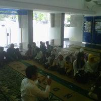 Photo taken at Bank Mandiri by Renaldy M. on 7/25/2013