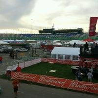 Photo taken at Kansas Speedway by hm h. on 10/29/2016