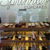 Photo taken at Sprinkles Cupcakes by Joe J. on 6/8/2013