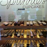 Photo taken at Sprinkles Cupcakes by Joe J. on 6/8/2013