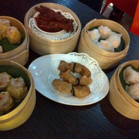 Photo taken at Bamboo Dimsum & Mie Tarik by Amy L. on 9/16/2012