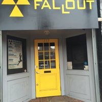 Photo taken at Fallout by Andy D. on 11/4/2015