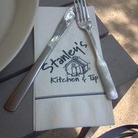 Photo taken at Stanley's Kitchen & Tap by Waddie G. on 5/19/2013