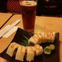 Photo taken at Kitaro Sushi by Casey D. on 4/23/2014