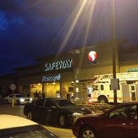 Photo taken at Safeway by Elisa B. on 8/21/2013