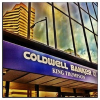 Photo taken at COLDWELL BANKER King Thompson by M J. on 1/14/2013