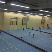 Photo taken at Fontys Sporthogeschool by makkitwits on 1/26/2013
