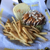 Photo taken at Buffalo Wild Wings by iPhone V. on 5/1/2016