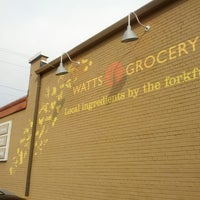 Photo taken at Watts Grocery by Virginia H. on 3/16/2013
