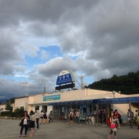 Photo taken at Gangneung Stn. by 나목 on 7/26/2014
