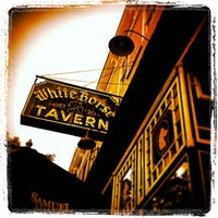 Photo taken at White Horse Tavern by Robert G. on 7/3/2013
