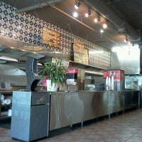 Photo taken at Taqueria El Triunfo by Jacqueline B. on 8/21/2013