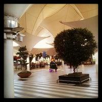 Photo taken at Chhatrapati Shivaji International Airport (BOM) by Karin T. on 1/6/2013