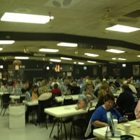 Photo taken at Cave Run Bingo Hall by Bill R. on 10/20/2012