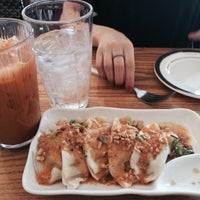 Photo taken at Sabai Sabai Thai Cuisine by Ji Yoon C. on 4/13/2015