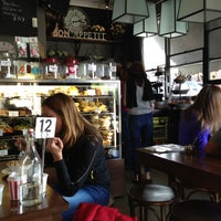 Photo taken at Gusto Deli Cafe by Mauricio | Digital Marketer @. on 4/21/2013