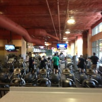 Photo taken at 24 Hour Fitness by Gyu Young J. on 11/2/2012