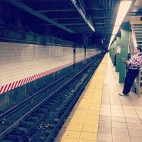 Photo taken at MTA Subway - Atlantic Ave/Barclays Center (B/D/N/Q/R/2/3/4/5) by jnozsc on 12/16/2012