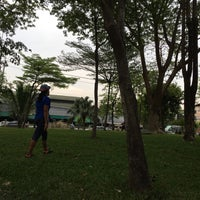 Photo taken at หมู่บ้านนักกีฬาแหลมทอง by Yaai S. on 5/14/2016