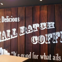Photo taken at Small Batch Coffee Company by Yanakorn R. on 7/19/2013