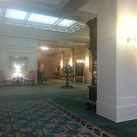 Photo taken at Astor Hotel by Nick D. on 10/6/2012