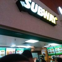 Photo taken at Subway by Felipe B. on 8/10/2014