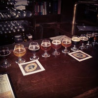 Photo taken at Vermont Pub & Brewery by Parker D. on 5/18/2013