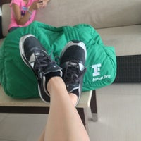 Photo taken at Field Residences Lobby by Sweet Grace G. on 6/27/2014