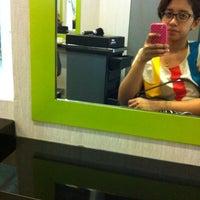 Photo taken at Glitz Hair Workz by Hana R. on 9/27/2012