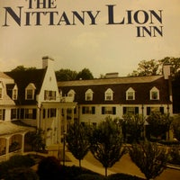 Photo taken at The Nittany Lion Inn by Thomas M. on 4/17/2013