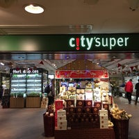 Photo taken at city'super by ジタン on 12/14/2014