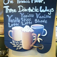 Photo taken at Starbucks by Christopher B. on 1/5/2013