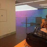 """Photo taken at BCE """"C"""" épület by Kitty M. on 10/25/2012"""